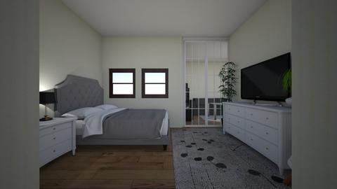 practice one complete - Bedroom  - by Zaria_21006