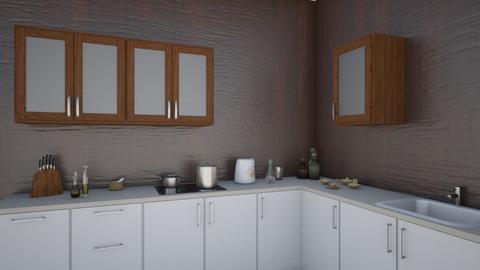 kitchen - Classic - by teodoww