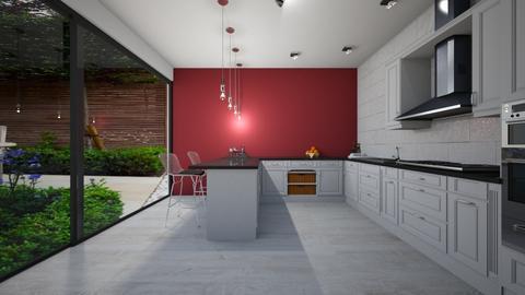 20m2 - Kitchen  - by 32000