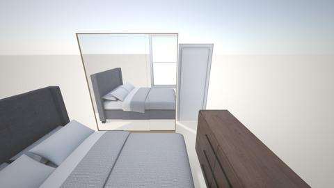Dai bedroom - Bedroom  - by daidriaperry