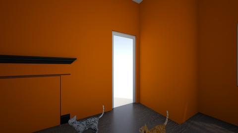 allie - Living room  - by allietazelaar