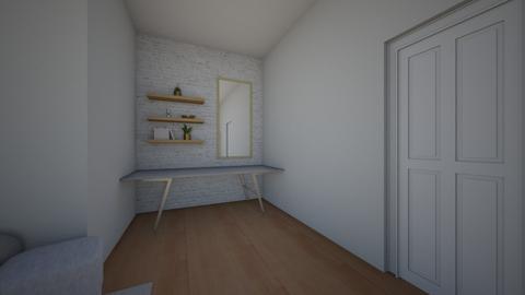 room 1 - Bedroom  - by syifaaracd