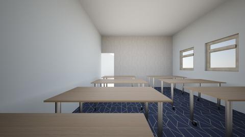 Classroom  - Modern - by Bohnid