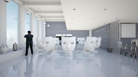 meeting room - Modern - Office  - by Ida Dzanovic