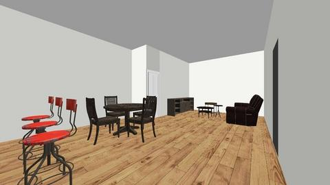 Living - Living room - by dassennato