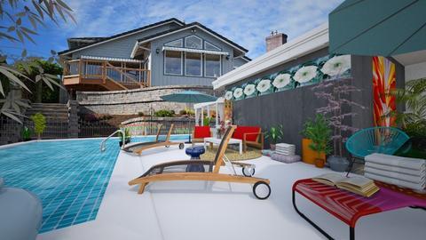 ok pool - by deemuri_co