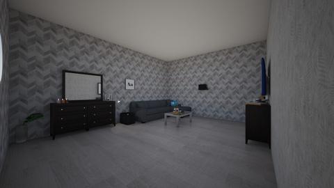 XD - Bedroom - by anastasijaradivojevic