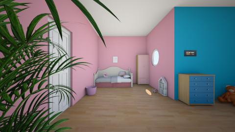 decija soba - Classic - Kids room  - by ksenijavojvodic