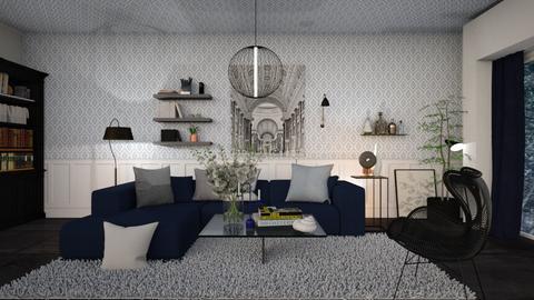 HELSINKI - Living room  - by zarky