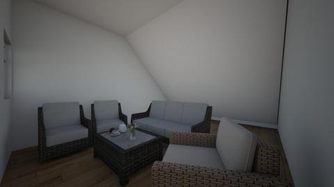 ruang tenganh1 - Living room  - by firdaus123