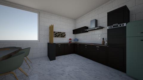 3 - Kitchen  - by Christina______