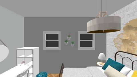 Room Competition  - Bedroom  - by pelli99