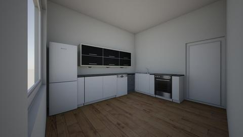 kuchnia m - Kitchen - by Memberis