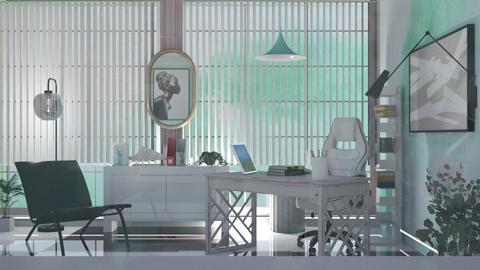 Bl_Off - Office  - by milyca8