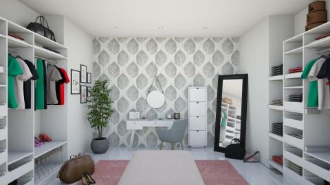 White Closet - Minimal - by irug19_