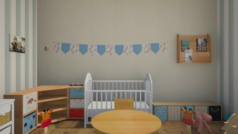 aaa - Kids room - by Bruna Bonadiman Morelato