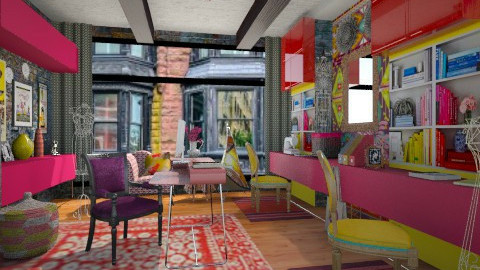 Fabulous Design Office - Office  - by steph01mami