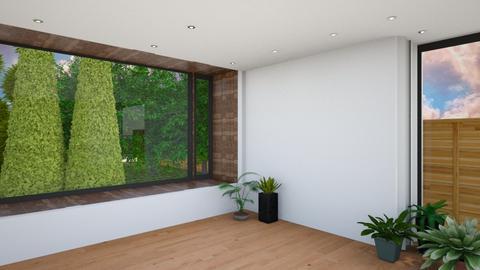 Modern Chill  - Modern - Living room  - by kaede11
