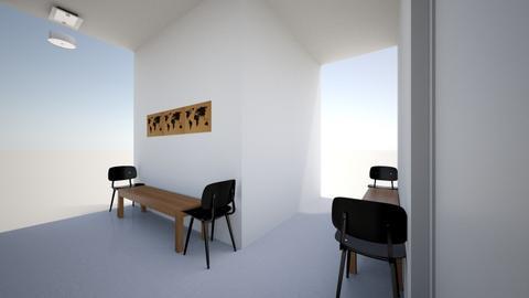 Bldg 18 QAS Area - Office  - by Fairlee27