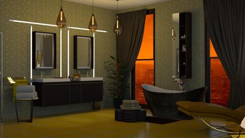 bathroom - Bedroom  - by nat mi
