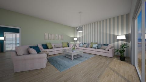 living 4 - Minimal - Living room - by Iirini