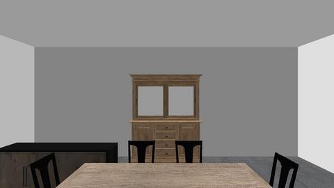 Rhythm space - Living room  - by TH2007