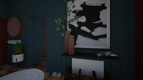 Hallway V2 - by NinaBossicart