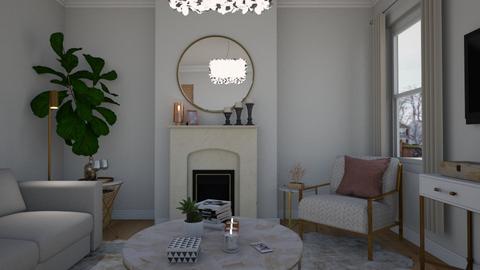 LANDON HOME - Living room  - by zozan