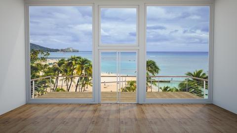 Hawaii Balcony Contest - by crystal_clear_skies
