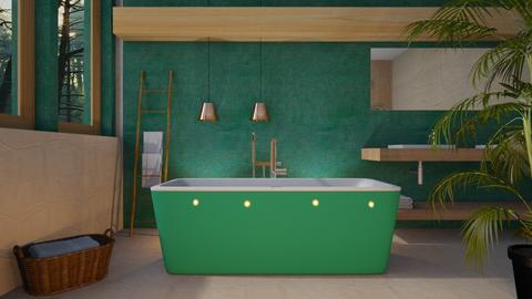 fresh - Bathroom  - by Inna_Inas