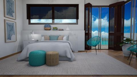 MGB - Bedroom  - by Tuija