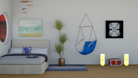 Contest 5 - Bedroom  - by designgirl59