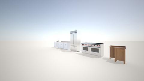Kitchen 1 - Eclectic - Kitchen  - by mjaurez