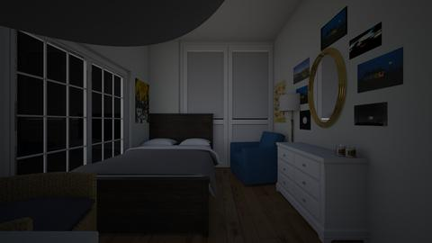 Myrs - Modern - Bedroom  - by myrsinimarin