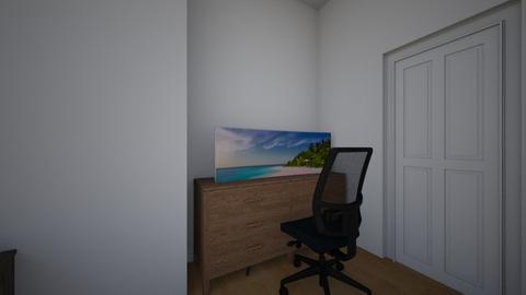 kamer - Bedroom  - by zoetenpeer