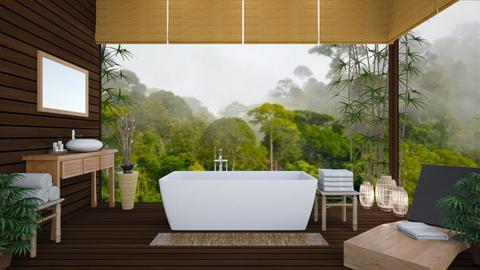 Lux Freestanding Bathtub - Bathroom  - by MyDesignIdeas