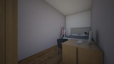 Mitt rum - Modern - Bedroom  - by Laifgv