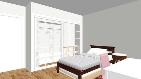 CJK Bedroom - Bedroom  - by gregdklein