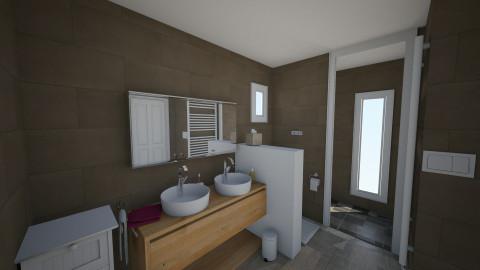 bad2 - Modern - Bathroom - by caiine