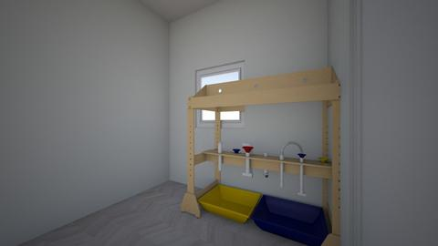 bed - Bedroom  - by esmeesteggink