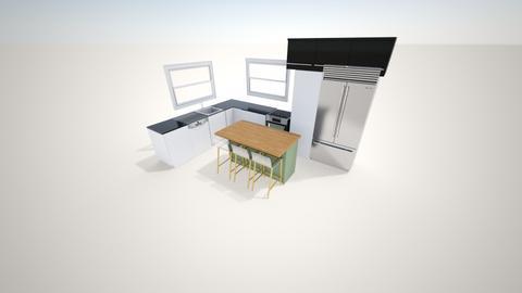 new - Kitchen  - by galefrat