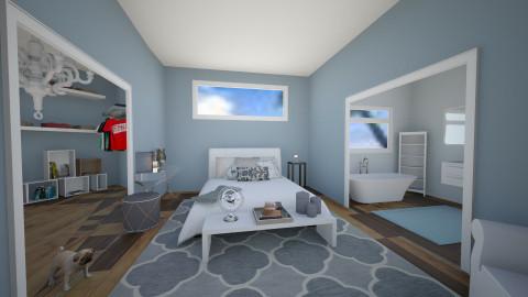 n - Bedroom - by macy486