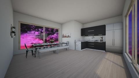kitchen - Kitchen  - by JF the roomstyler