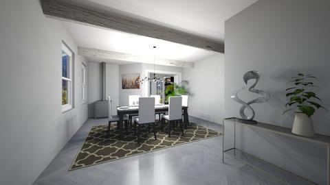 Minimal room part 3 - Minimal - Living room  - by aheami