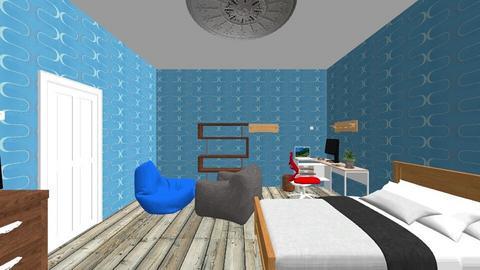 abdellah room - by najm