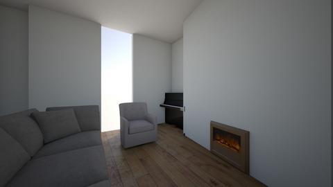 malm living - Living room  - by janjan112233