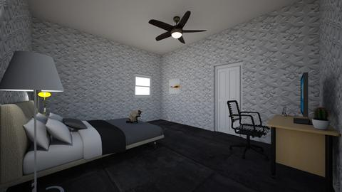 HAssu hUonE - Bedroom - by PuuvillaRotta