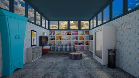 Arnold - Kids room - by Elenny