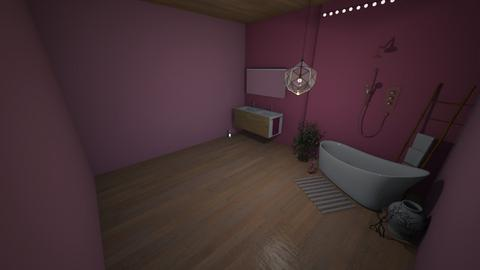 bathroom - Bathroom  - by floofus
