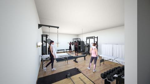 ty ty gym - by tyshawn Lzz